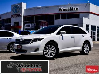 Used 2016 Toyota Venza LTD AWD for sale in Etobicoke, ON