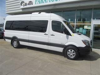 Used 2016 Mercedes-Benz Sprinter 2500 EXT HIGH ROOF 12 PASS DIESEL for sale in Richmond Hill, ON