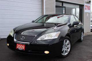 Used 2009 Lexus ES 350 Premium + . Navigation. Reverse Camera. Clean for sale in Toronto, ON