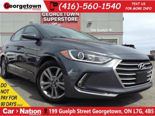 Used 2017 Hyundai Elantra GL | 1 OWNER | BACK UP CAM | HTD SEATS & WHEEL | for sale in Georgetown, ON