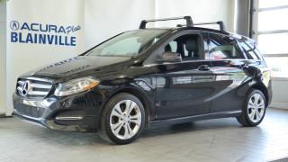Used 2015 Mercedes-Benz B-Class B 250 TOURER 4MATIC GPS for sale in Blainville, QC
