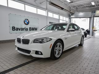 Used 2014 BMW 528 i xDrive M Sport for sale in Edmonton, AB