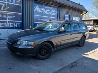 Used 2006 Volvo V70 for sale in Boisbriand, QC