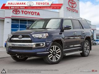 Used 2016 Toyota 4Runner SR5 V6 5A FULLY LOADED, NAVI, SUNROOF, LEATHER AND MORE for sale in Mono, ON