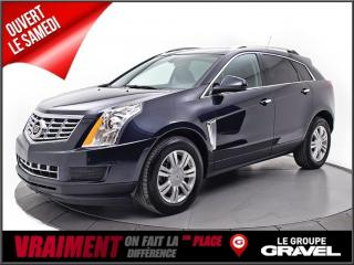 Used 2016 Cadillac SRX Luxury Collection for sale in Verdun, QC
