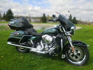 Used 2015 Harley-Davidson Electra Glide FLHTK Ultra Limited for sale in Blenheim, ON