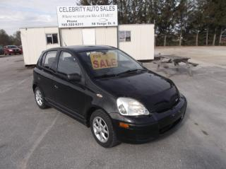 Used 2005 Toyota Echo RS for sale in Elmvale, ON