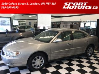 Used 2007 Buick Allure CX! New Tires & Brakes! A/C! Keyless Entry! for sale in London, ON