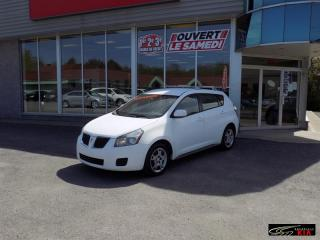 Used 2010 Pontiac Vibe 4DR WGN FWD for sale in Grenville, QC