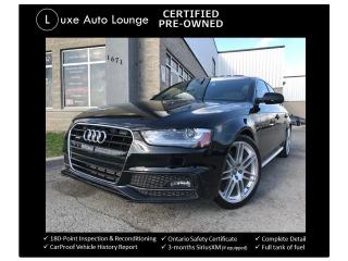 Used 2014 Audi A4 Progressiv for sale in Orleans, ON