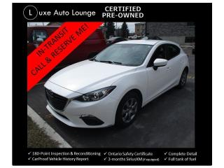 Used 2015 Mazda MAZDA3 GX SPORT AUTO, A/C, POWER GROUP, LOW KM!! for sale in Orleans, ON