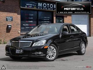 Used 2012 Mercedes-Benz C-Class C250 4Matic Luxury Pkg *NO ACCIDENTS, CERTIFIED* for sale in Scarborough, ON
