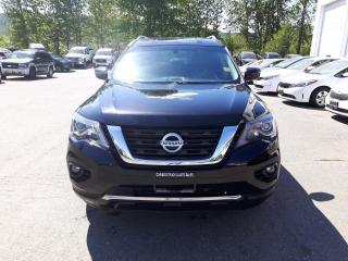 Used 2017 Nissan Pathfinder SV for sale in Quesnel, BC