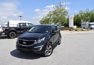 Used 2014 Kia Sportage PL/PW/AC/AUTO/CLOTH for sale in Quesnel, BC