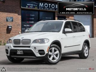 Used 2011 BMW X5 35d xDrive AWD *7 Pass, No Accidents, Low KM* for sale in Scarborough, ON