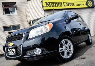 Used 2009 Chevrolet Aveo5 LT! Cruise+Keyless! ONLY $86/bi-weekly! for sale in St Catharines, ON