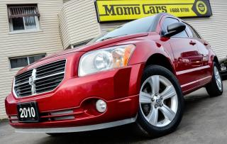 Used 2010 Dodge Caliber Uptown! Leather+Cruise! ONLY $115/bi-weekly! for sale in St Catharines, ON