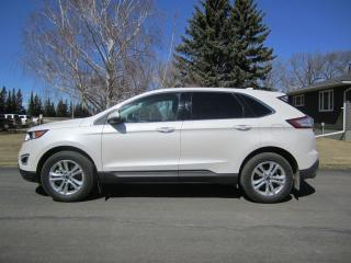 Used 2016 Ford Edge SEL for sale in Melfort, SK