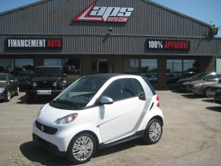 Used 2015 Smart fortwo Coupé 2 portes Pure for sale in Sainte-catherine, QC