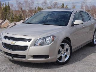 Used 2011 Chevrolet Malibu LT for sale in Yellowknife, NT