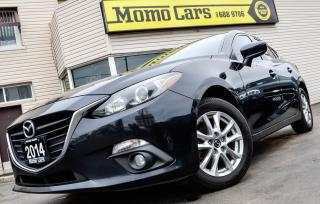 Used 2014 Mazda MAZDA3 GS-SKY! NAV+USB+Cruise! ONLY $104/bi-weekly! for sale in St Catharines, ON