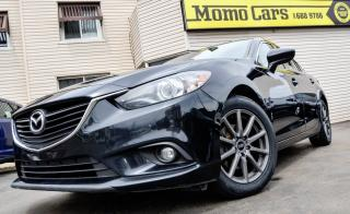 Used 2014 Mazda MAZDA6 GT! NEW TIRES/RIMS! NAV! ONLY $126/bi-weekly! for sale in St Catharines, ON