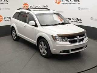 Used 2009 Dodge Journey SXT for sale in Red Deer, AB