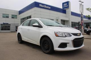 Used 2018 Chevrolet Sonic LT AUTO/HATCH/AC/HEATEDSEATS for sale in Edmonton, AB