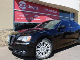 Used 2014 Chrysler 300 All Wheel Drive / Panoramic Sunroof / Back Up Camera for sale in Edmonton, AB