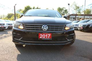 Used 2017 Volkswagen Passat Trendline+ / ALLOYS/BACKUP CAM/ACCIDENT FREE for sale in Brampton, ON