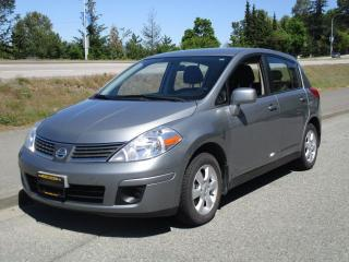 Used 2008 Nissan Versa 1.8 SL for sale in Surrey, BC