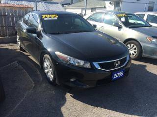 Used 2009 Honda Accord EX-L for sale in St Catharines, ON