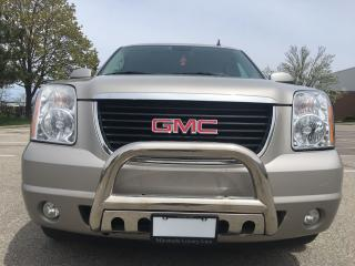 Used 2008 GMC Yukon SLT 8 Passengers for sale in Mississauga, ON
