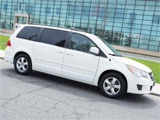 Used 2010 Volkswagen Routan REARCAM|DVD|PWR SLIDING DOORS|ALLOYS for sale in Scarborough, ON
