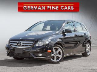 Used 2013 Mercedes-Benz B250 Sports Tourer**Panoramic Sunroof, Bluetooth** for sale in Caledon, ON