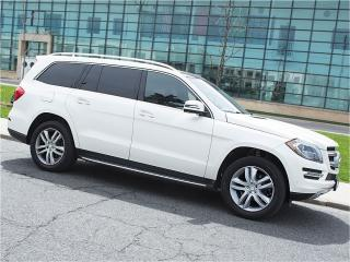Used 2013 Mercedes-Benz GL350 NAVI DUAL DVD 360 CAMERA RUNNING BOARDS for sale in Scarborough, ON