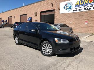 Used 2011 Volkswagen Jetta comfortline - Automatic - Alloys - for sale in Aurora, ON