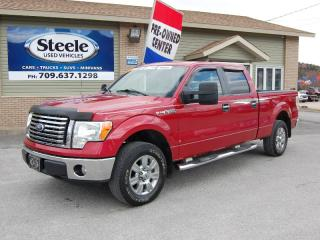 Used 2010 Ford F-150 XLT for sale in Corner Brook, NL