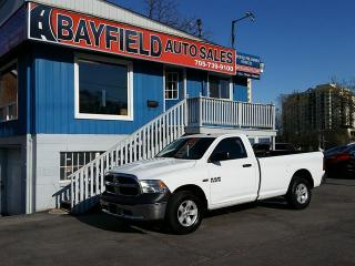 Used 2014 RAM 1500 Regular Cab Long Box 4x4 **5.7L HEMI/Only 51k!** for sale in Barrie, ON