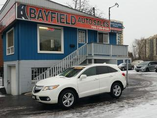 Used 2015 Acura RDX Tech Pkg AWD V6 **Navi/Reverse Cam/Immaculate!** for sale in Barrie, ON