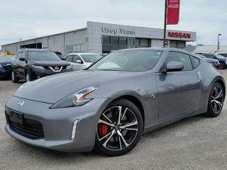 Used 2018 Nissan 370Z Touring Sport 6spd w/heated seats,climate control,s-mode,push button,boss premium stereo for sale in Cambridge, ON
