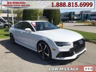 Used 2016 Audi RS 7 4.0T for sale in Richmond, BC