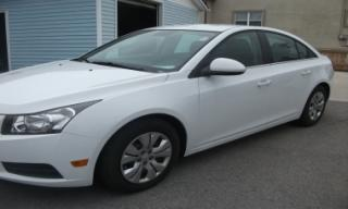 Used 2013 Chevrolet Cruze LT for sale in St Catharines, ON