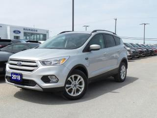 Used 2018 Ford Escape *CPO*SE 1.6L I4 ECOBOOST 1.9% APR FREE WARRANTY for sale in Midland, ON