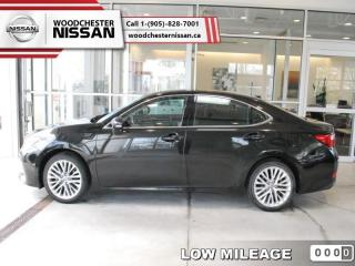 Used 2014 Lexus ES 350 Touring  - $206.14 B/W - Low Mileage for sale in Mississauga, ON