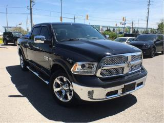 Used 2017 RAM 1500 LARAMIE 4X4**6'4 CARGO BED**NAVIGATION** for sale in Mississauga, ON