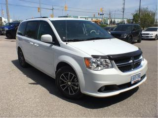 Used 2017 Dodge Grand Caravan *PREMIUM PLUS*U CONNECT*DEMO for sale in Mississauga, ON