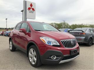 Used 2016 Buick Encore AWD Convenience for sale in London, ON