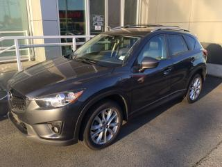 Used 2014 Mazda CX-5 GT for sale in Burnaby, BC