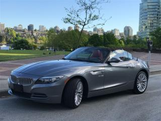 Used 2012 BMW Z4 LOCAL, NO ACCIDENT, LOW KM, INSPECTED BY BMW STORE for sale in Vancouver, BC